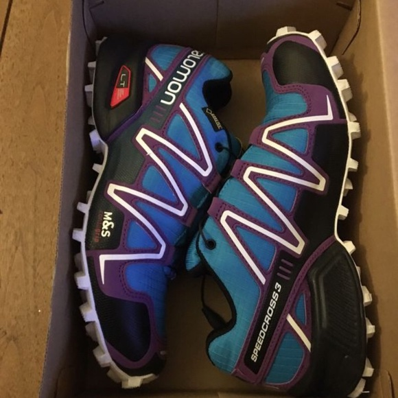 New -Salomon Speedcross 3 Woman Size 38